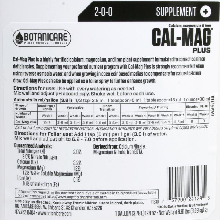 Cal-Mag Plus (details)
