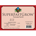 SuperFastGrow 13-0-0 Dry