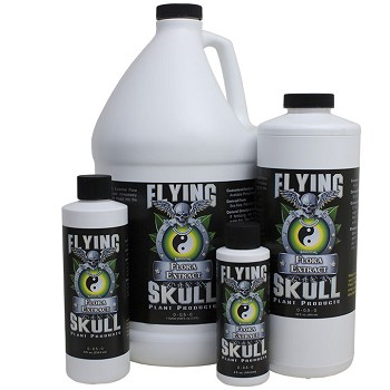 Essential Flora Extract by Flying Skull Plant Products