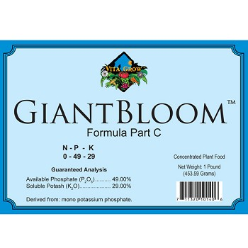 GiantBloom 0-49-29 Dry