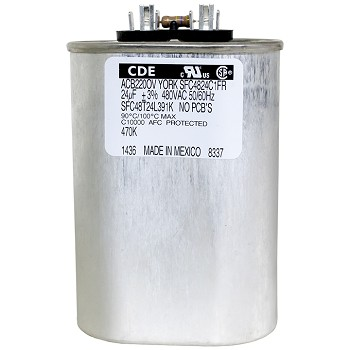 Metal Halide Capacitor