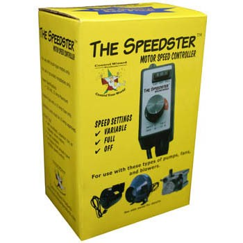 The Speedster Motor Speed Controller