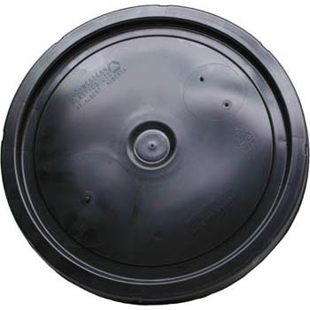 Black Lid for 5 Gallon Bucket